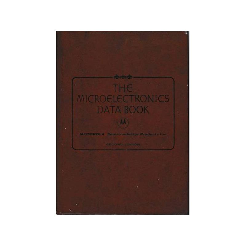 The Microelectronics Data Book