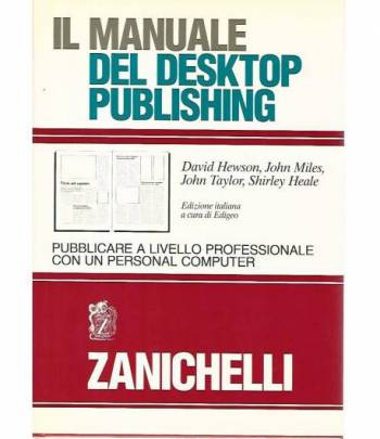 Il manuale del desktop publishing