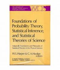 Foundations of Probability Theory, Statistical Inference, and Statistical Theories of Science. Volume III