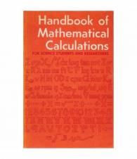 Handbook of Mathematical Calculations